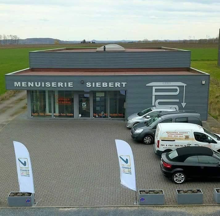 Showroom Menuiserie Siebert